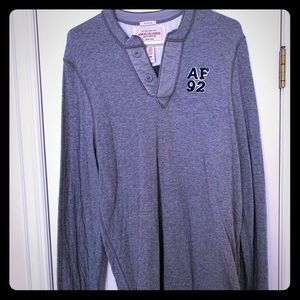 Long sleeve Abercrombie button down